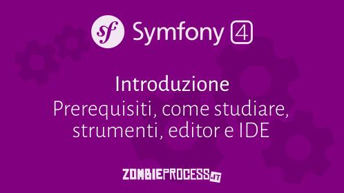Symfony introduzione