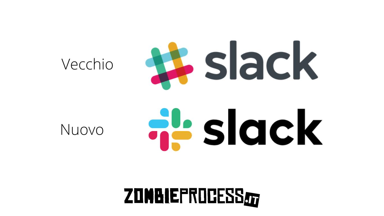 Il nuovo logo di Slack fa schifo?